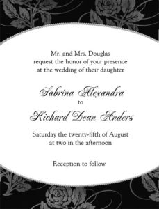 Need Wedding Invitations Or Graduation Cards Moss Printing