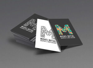 Design Help For The Right Business Card Tailored To Your Needs